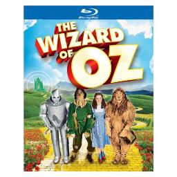 WIZARD OF OZ-75TH ANNIVERSARY (BLU-RAY) 883929332663