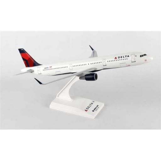 Skymarks SKR878 Delta Airlines Airbus A321 1-150 A7A84C23F7C8FA45