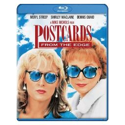 Postcards from the edge (blu-ray) BRMV63287
