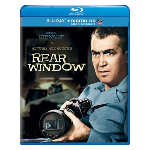 Rear window (blu ray w/digital hd/ultraviolet) ZJUKZI1NLYYTSBZJ