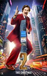 Anchorman 2 The Legend Continues Movie Poster (11 x 17) MOVIB71835