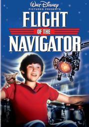 Flight of the navigator (dvd) D33573D