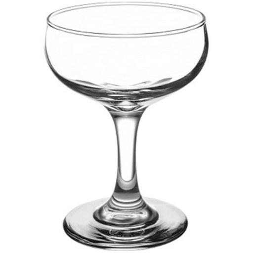 Distributed 8813-bulk 5.5 oz Libbey Champagne Coupe