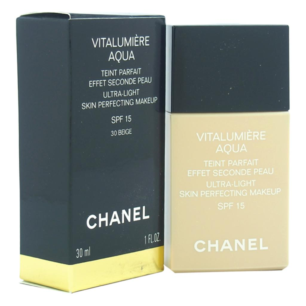 Cause & Effect Spf 15 Vitalumiere Aqua Ultra Light Skin Perfecting Makeup, B 30 Beige Sable, 1 Ounce