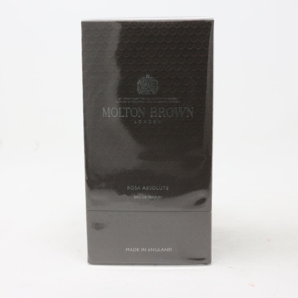 Rosa Absolute by Molton Brown Eau De Parfum 3.4oz/100ml Spray New With Box