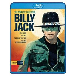 Complete billy jack collection (blu-ray/4 disc) BRSF17276