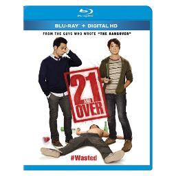 21 & over (blu-ray/ws/re-pkgd) BR2299419