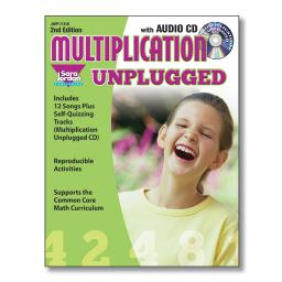 Sara jordan publishing multiplication unplugged english 111lk