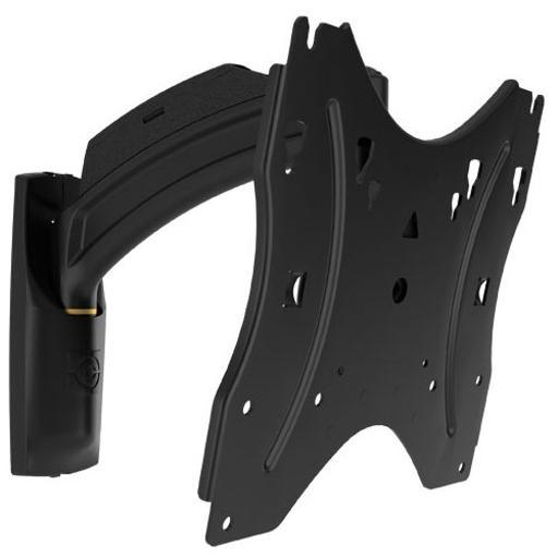 CHIEF MANUFACTURING TS110SU SMALL THINSTALL SINGLE SWING ARM WALL MOUNT - 10 EXTENSION