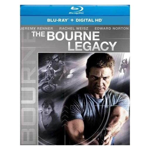Bourne legacy (blu ray w/digital hd) (new artwork) 7SOZA7YEJZIPWRRX