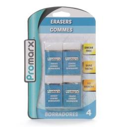 Promarx 6.5Mm Eraser Set