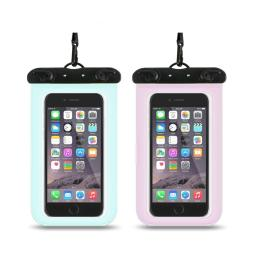 """Alta Universal Waterproof Cell Phone Carrying Case, Up to 6"""" All Models"""