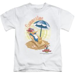 Woody Woodpecker Summertime Little Boys Juvy Shirt