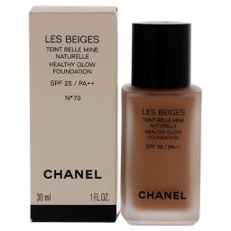Les Beiges Healthy Glow Foundation Spf 25 - 70 By Chanel For Women - 1 Oz Foundation