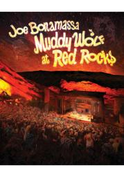 Bonamassa j-joe bonamassa-muddy wolf at red rocks (dvd/2 disc)