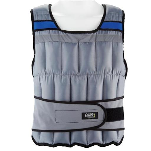Pure Global Brands 8634WV Fitness Adjustable Weighted Vest, 40 lbs.
