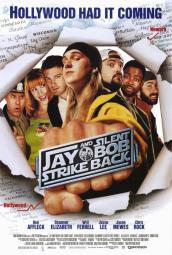Jay and Silent Bob Strike Back Movie Poster Print (27 x 40) MOVAF5891