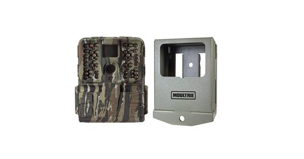 Moultrie mcg-13183-13188 moultrie s-50i game camera + s-series security box