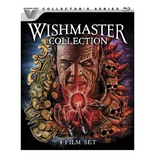 Wishmaster collection (4films) (blu ray) (ws/eng/sp eng/eng sdh/5.1dts-hd) B03V9Q4AVCYQPRYU