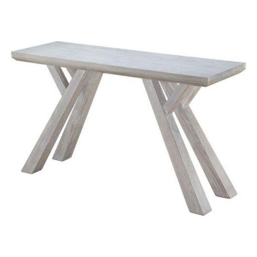 Zuo Modern 100749 Beaumont Console Table, Sun Drenched Acacia