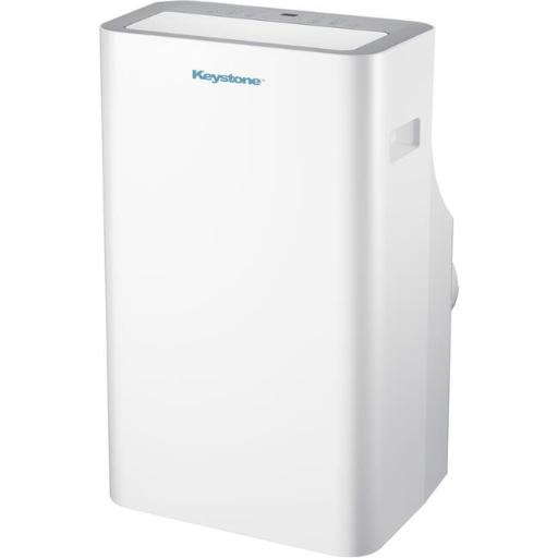 Keystone KSTAP12QD 12000 BTU Portable Air Conditioner with Extra-Quite Sound