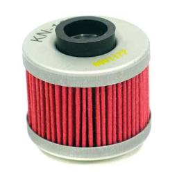 K&N Kn-185 Motorcycle/Powersports High Performance Oil Filter KN-185