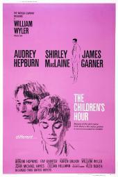 The Children'S Hour Us Poster Art From Left: Shirley Maclaine Audrey Hepburn; Top: James Garner 1961 Movie Poster Masterprint EVCMCDCHHOEC032HLARGE