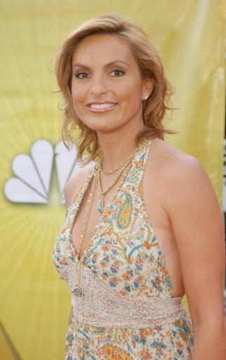 Mariska Hargitay From The Show Law And Order Svu At Arrivals For Nbc All-Star Party During Tca Summer Press Tour, Century Club, Los Angeles, Ca.