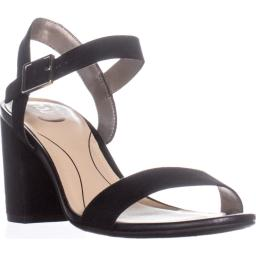 Circus by Sam Edelman Ashton Ankle Strap Sandals, Black Ashton