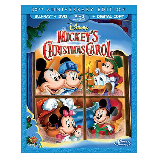 Mickeys christmas carol-30th anniversary-special edition (blu-ray/dvd/dc) TAOOUNTNLOFBABQR