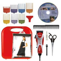Wahl 9484-300 Red Wahl Deluxe U Clip Red 6.5 X 2 X 1.5