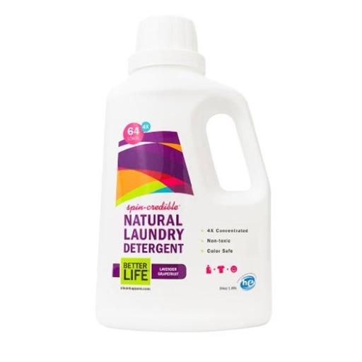 Better Life Natural Laundry Detergent 64 Oz. (Pack of 4)