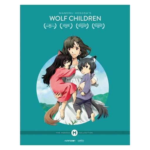 Wolf children-hosoda collection (blu-ray/dvd combo/uv/3 disc) 1286684