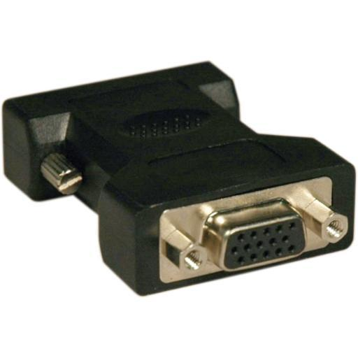 Tripp Lite P120-000 Dvi To Vga Adapter Converter Dvi-A Analog Male Hd15 Female