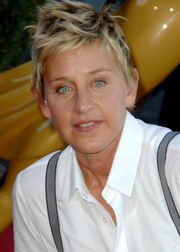 Ellen Degeneres At Arrivals For The 36Th Annual Daytime Emmy Awards - Arrivals, Orpheum Theatre, Los Angeles, Ca August 30, 2009. Photo By Dee.