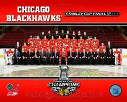 Chicago Blackhawks 2013 NHL Stanley Cup Champions Sports Photo GWFQR62TJOSSPQSM