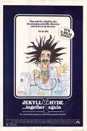 Jekyll & Hyde. . .Together Again Movie Poster Print (27 x 40) MOVGH9302