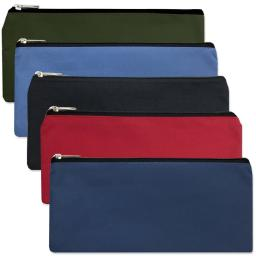 Basic Pencil Case - 5 Colors