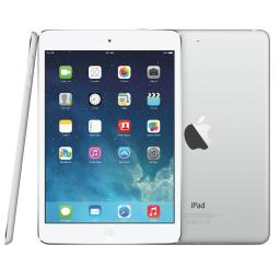 "Apple iPad mini WiFi 16GB 7.9"" Tablet - White & Silver"