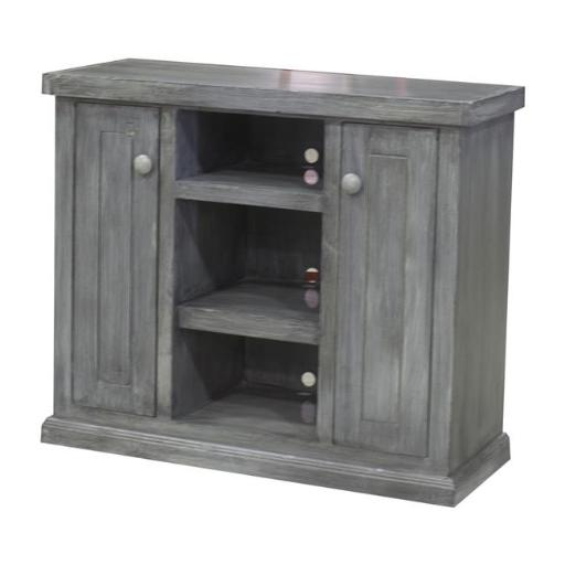 Eagle Furniture 351841NGSS 41 in. Calistoga Entertainment Console, Summer Sage