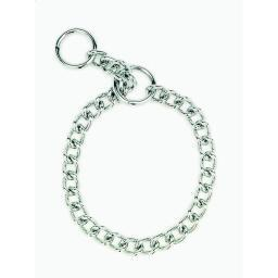 Coastal Pet Products 00310-G3024 Silver Coastal Pet Products Herm. Sprenger Dog Chain Training Collar 3.0Mm Silver