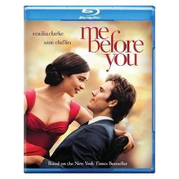 Me before you (blu-ray/digital hd/ultraviolet) BR579990