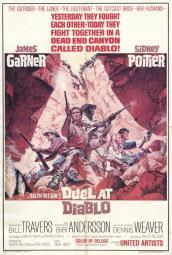 Duel at Diablo Movie Poster Print (27 x 40) MOVIH5264
