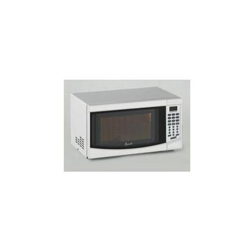Avanti Mo7191Tw .7Cf 700 W Microwave Wh Ob .Oven Type: Single.Main Oven Capacity: 0.70 ft.Cooking Method: Microwave.Cooking Method: Baking.Microwave Power: 700 W.Input Voltage: 110 V AC.Color: White.Material: Glass.Form Factor: Countertop.Height: 10.3.Width: 18 .Depth: 13 .Weight (Approximate): 23 lb.Recycled: No.Recycled Content: 0%.Post-consumer-waste%: 0%.Assembly Required: No.Country of Origin: China.Limited Warranty: 1 Year.
