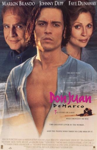 Don Juan DeMarco Movie Poster (11 x 17) ZM0KC6Q2ZGPZKSDK