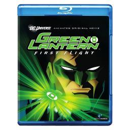 Green lantern-first flight (blu-ray/ws-16x9) BR96626