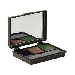 Allen Cases 61 Allen Cases 61 Camo Makeup Kit-Olive Drab,Blk,Brn, Gray