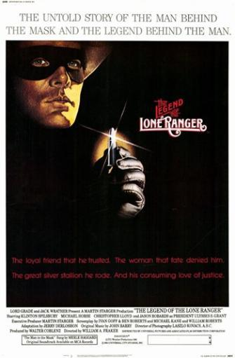 Legend of the Lone Ranger Movie Poster (11 x 17) WSHLTC1CBJOMGYAI