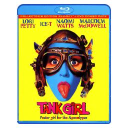 Tank girl-collectors edition blu ray/dvd combo (2discs/ws) BRSF14484