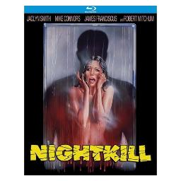 Nightkill (blu-ray/1980/ws 1.78) BRK21518